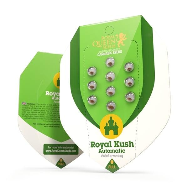 Royal Kush Automatic Cannabis Seeds