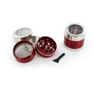 RQS Pollinator Grinder With Window