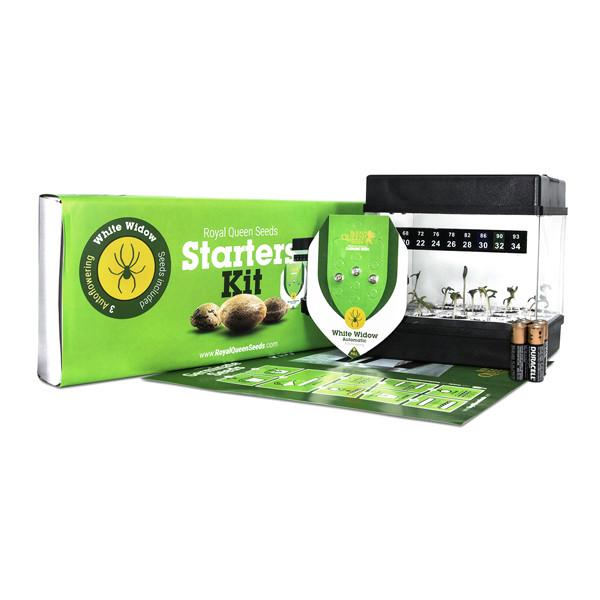 Starters Kit Autoflowering Royal Queen Cannabis Seeds