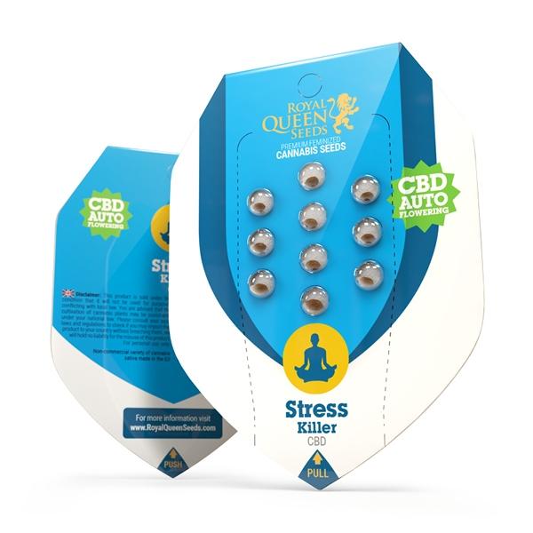 Stress Killer Automatic Cannabis Seeds