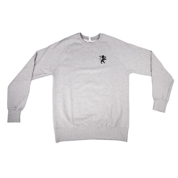 7dd6ddccf6 Grey Sweatshirt With RQS Logo, Available Now RQS Merchandise - Royal ...