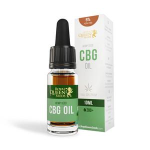 5% CBG & 2.5% CBD Oil