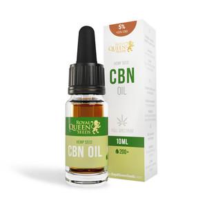 5% CBN & 2.5% CBD Oil