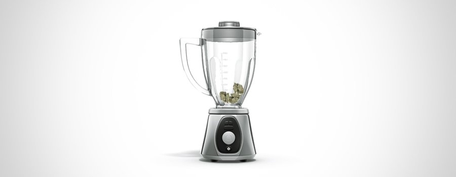 Weed Blender: How to use it successfully