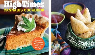 High Times cannabis cookbook