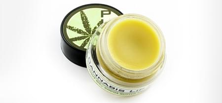 cannabis lotion