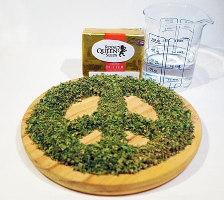 cannabis butter