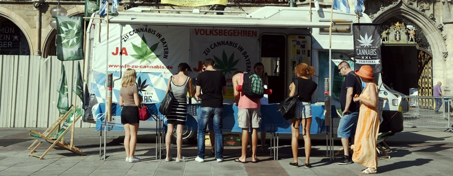 Cannabis legalisation Germany