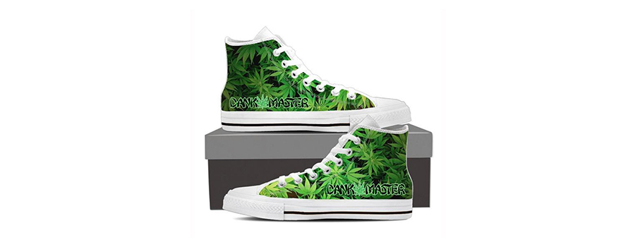 Shoes Cannabis Design