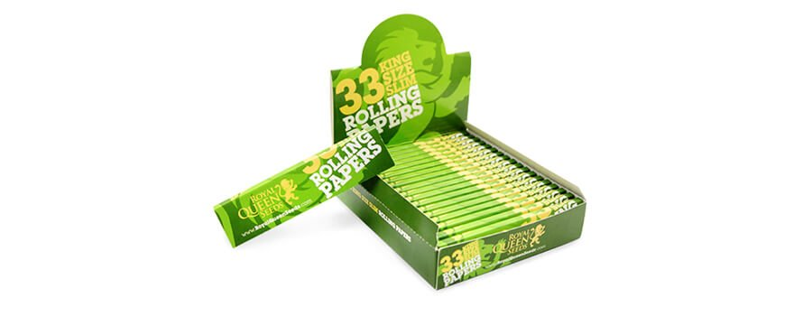 Royal Queen Seeds Rolling Papers