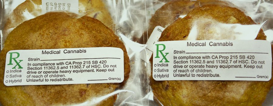 Cannabis Cookies Regulated