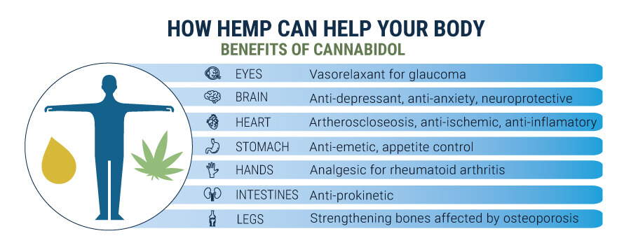CBD Body Benefits