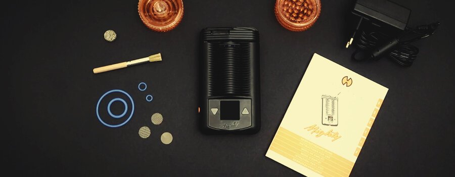 The Mighty Vaporizer And Its Accessories