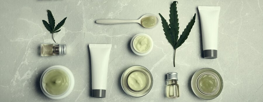 Cannabis Creams Topicals