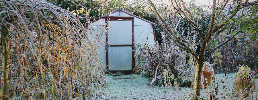 GreenHouse Winter Conditions