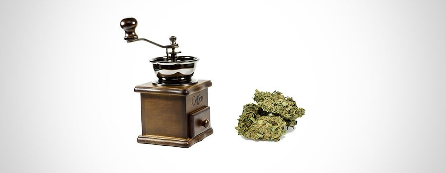 Coffee Grinder Cannabis