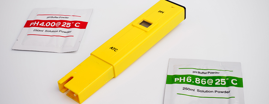 Cannabis Cultivation PH Meter
