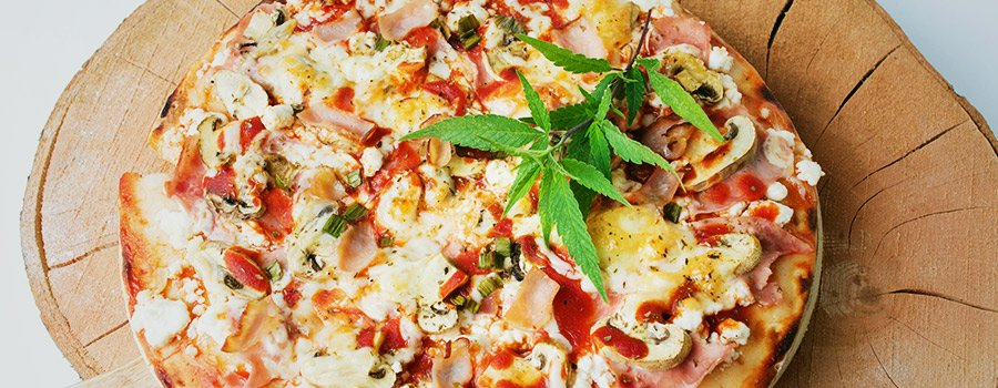 Happy Pizza Cannabis Cambodia