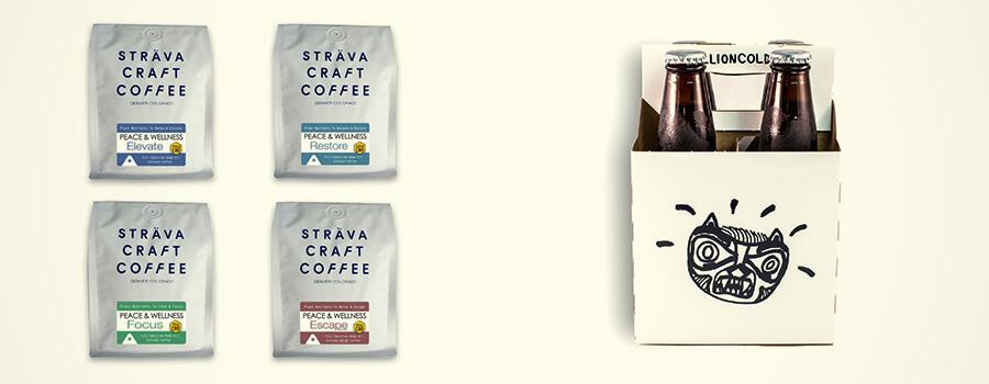 Strava Coffee Company and Hellion Cold Brew Coffee
