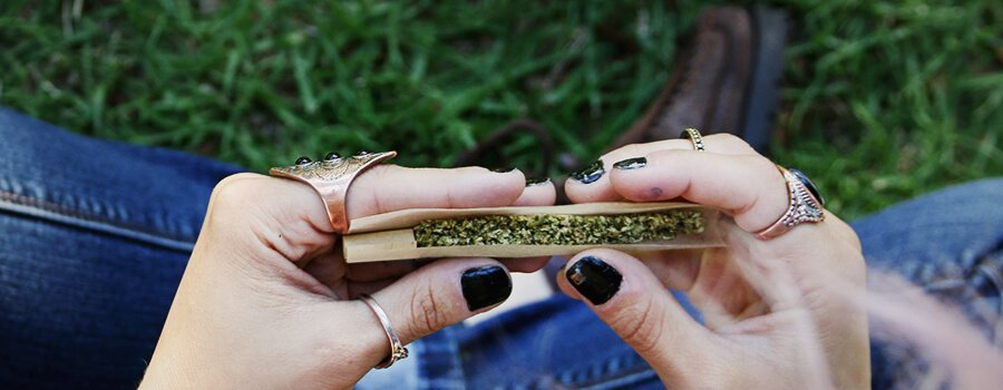 Joint Cannabis Marihuana