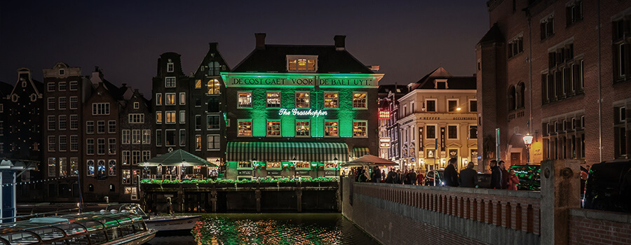 The Netherlands and Cannabis