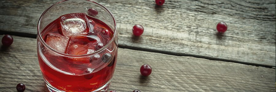 Cranberry Juice for Detox of Cannabis
