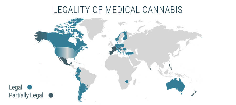 Legality of Medical Cannabis