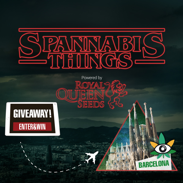 SPANNABIS THINGS RAFFLE