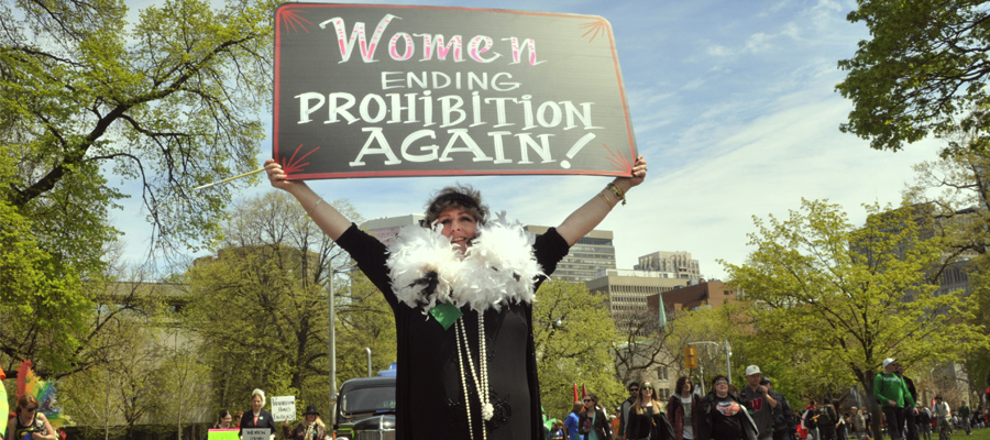 women feminism cannabis leading revolution legalisation