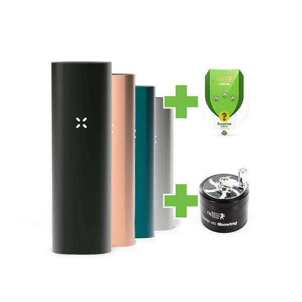 PAX 3 Portable Dry Herb & Concentrates Vaporizer Review