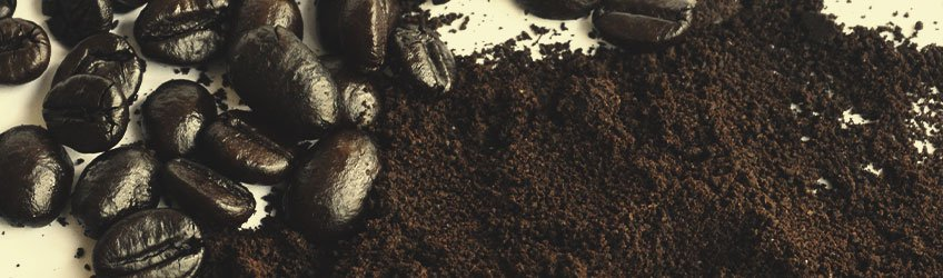 INCREASE YIELD: COFFEE GROUNDS BLEND