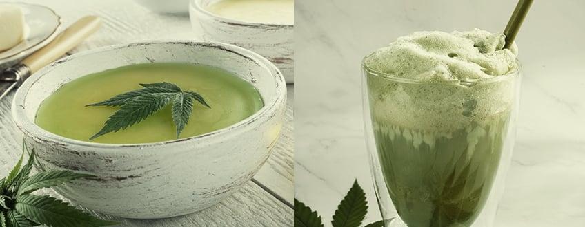 How to Make Marijuana Tea: 2 Methods