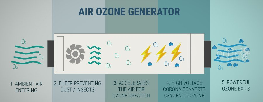 Ozone Generators and Cannabis: Everything You Need to Know
