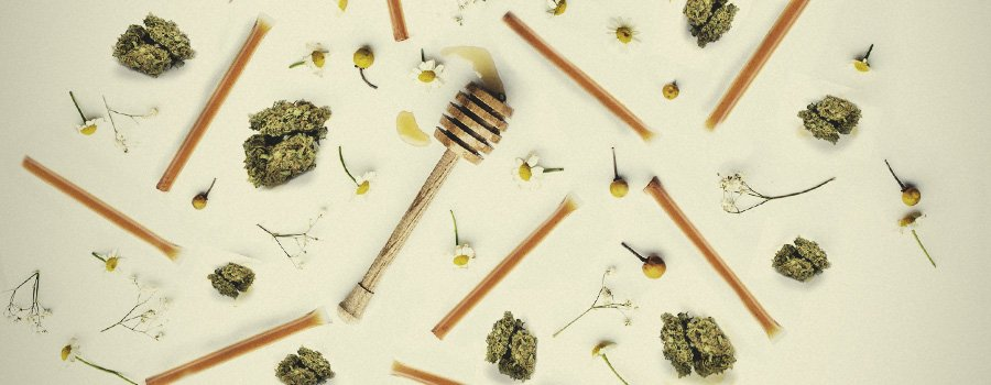 MAKING CANNABIS-INFUSED HONEY STICKS