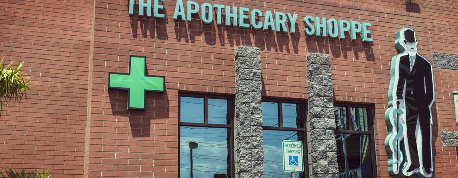 Nevada apothecary shoppe