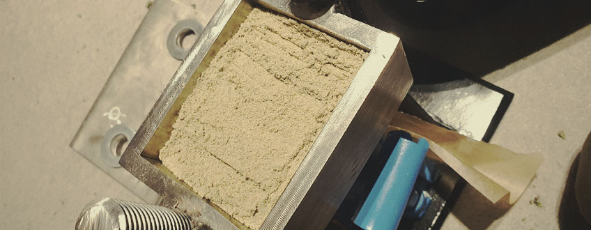 HOW TO MAKE DRY SIFT HASH