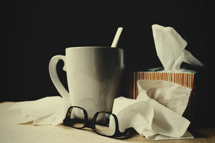 Cannabis For Cold & Flu: Can Weed Help Fight The Common Cold?