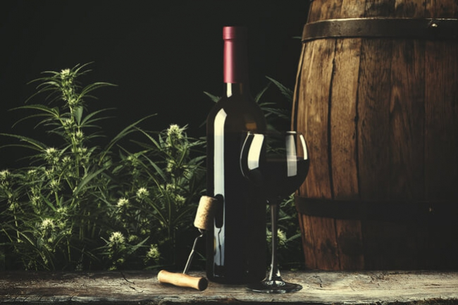 Learn How You Can Make Cannabis-Infused Wine