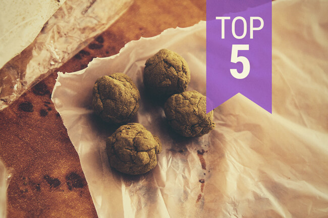 Top 5 Cannabis Strains For Making Hash