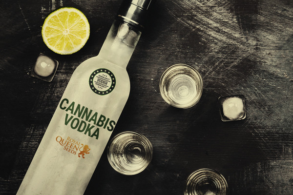 Cannabis-Infused Vodka, 2 Simple Ways To Make It