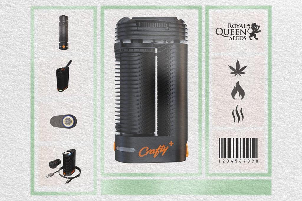 Crafty Vaporizer Review - RQS Blog
