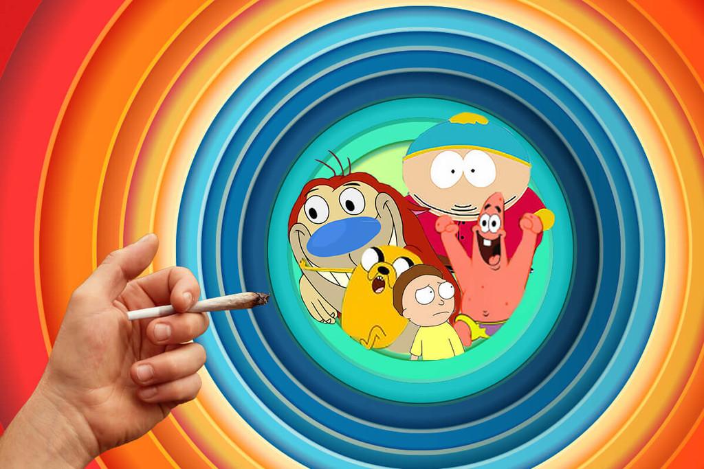 4ba0a255364 ... Growing Cannabis · Medical Marijuana. 10 Cartoons You Have To Watch  Stoned