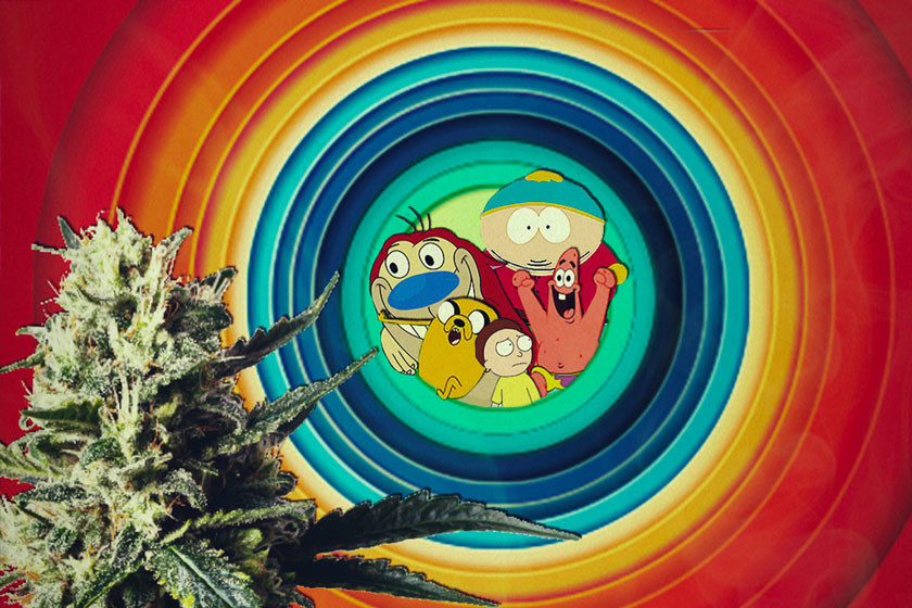 10 Cartoons You Have To Watch Stoned