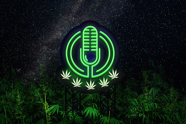 The Best English Language Cannabis Podcasts