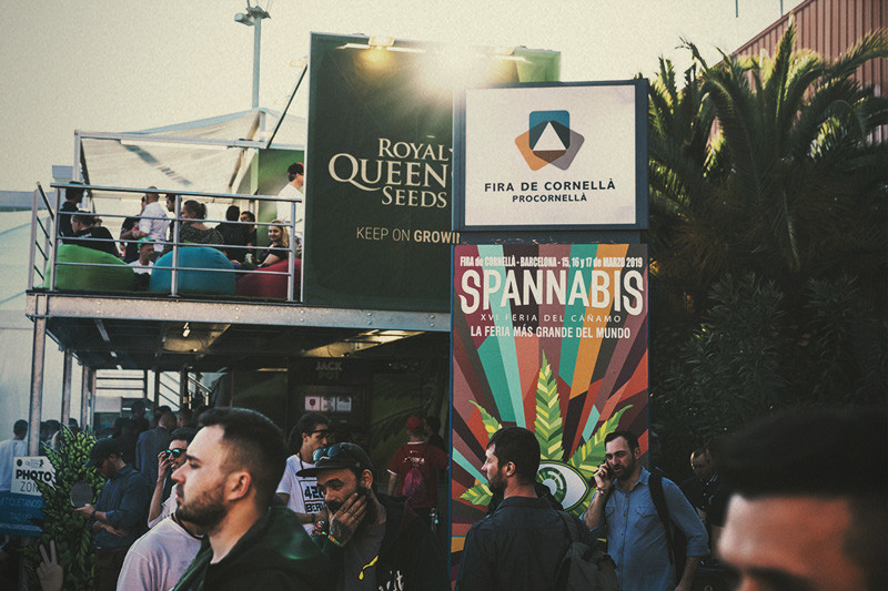 Spannabis 2019: Royal Queen Seeds wins Best Seedbank!