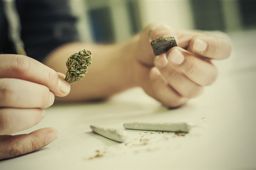 Hash vs Weed: Here's How To Tell The Difference
