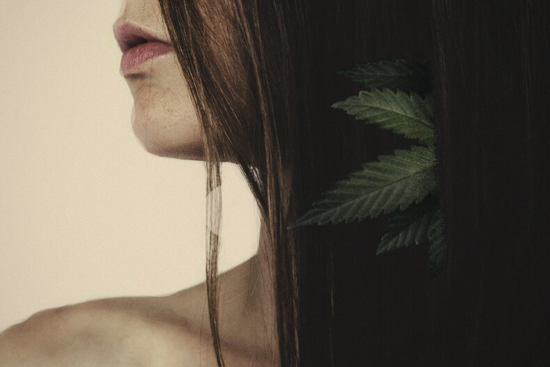 Cannabis And Healthy Hair | Find Out How Weed Can Make Your Hair Stronger