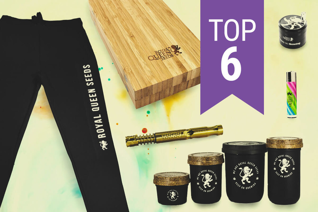 Top 6 Weed Smoking Accessories