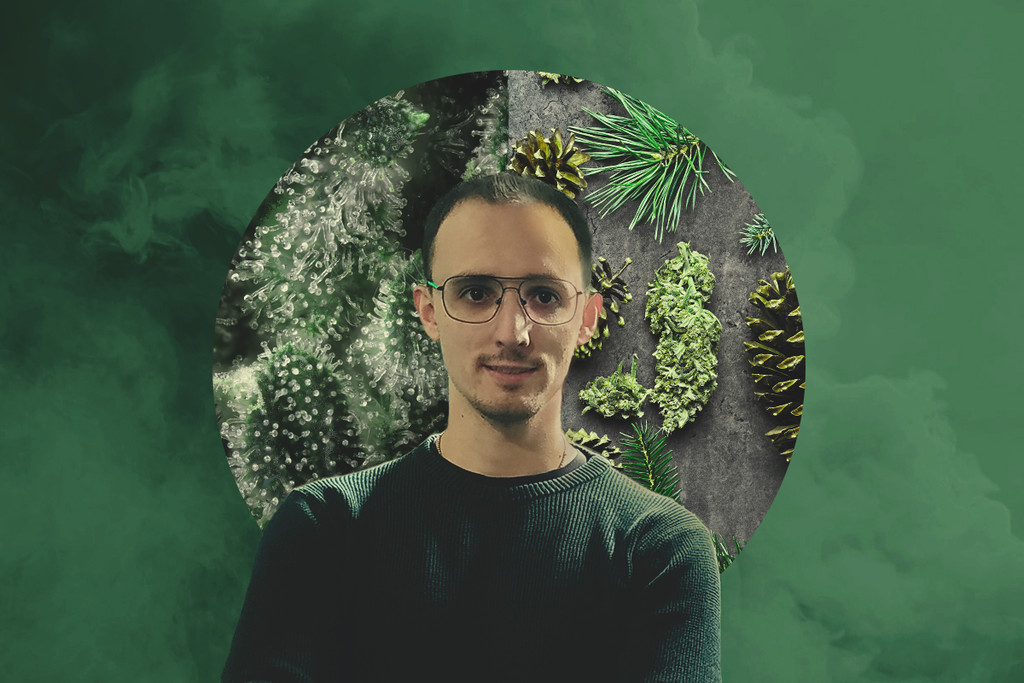 Meet Andreu—a Biologist Who Specialises in Cannabis Genetics