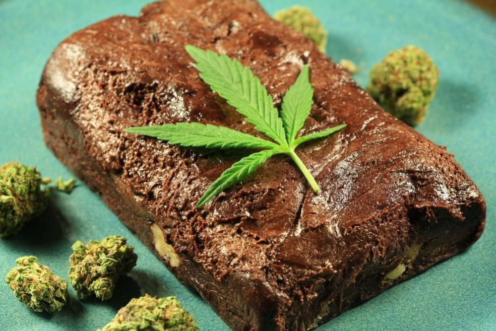 How to Make Weed Space Cakes